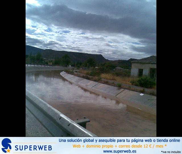 Lluvias torrenciales en Totana - 28 de Septiembre de 2012 - 45