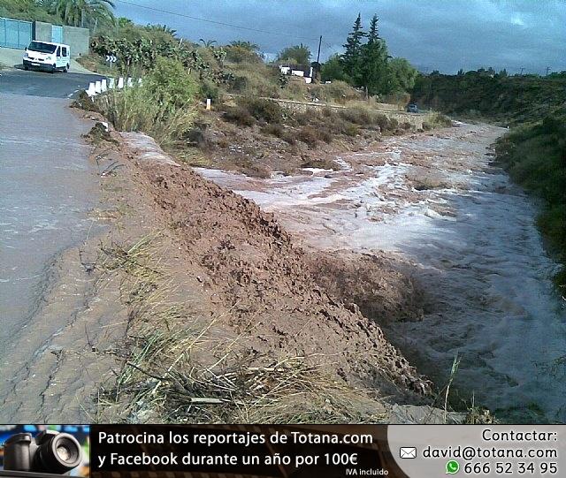 Lluvias torrenciales en Totana - 28 de Septiembre de 2012 - 46