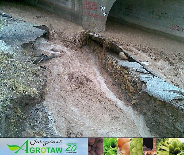 Lluvias torrenciales en Totana - 28 de Septiembre de 2012 - 47
