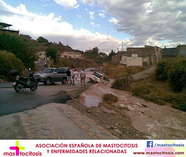 Lluvias torrenciales en Totana - 28 de Septiembre de 2012 - 49