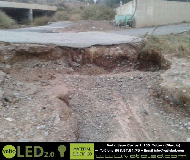 Lluvias torrenciales en Totana - 28 de Septiembre de 2012 - 69