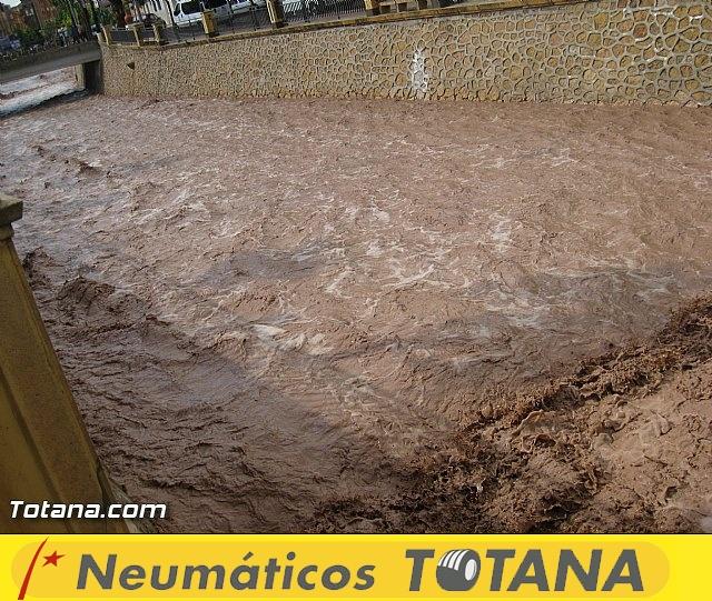 Lluvias torrenciales en Totana - 28 de Septiembre de 2012 - 10