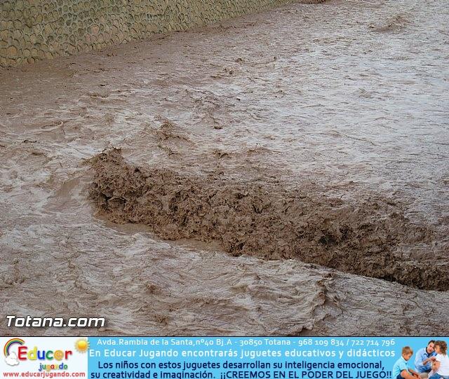 Lluvias torrenciales en Totana - 28 de Septiembre de 2012 - 13
