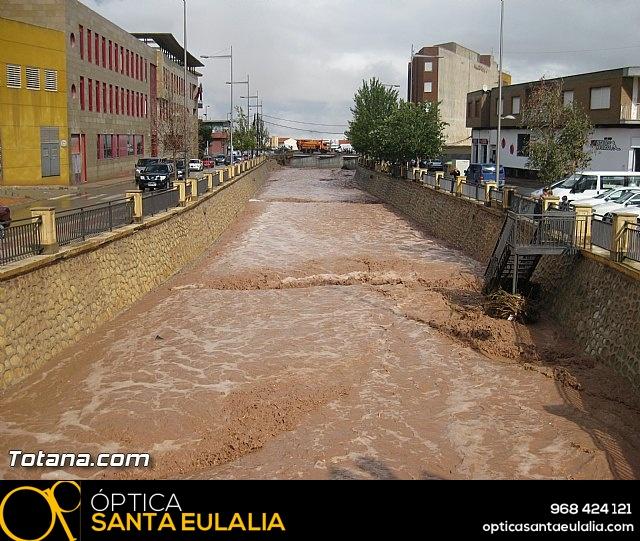 Lluvias torrenciales en Totana - 28 de Septiembre de 2012 - 16