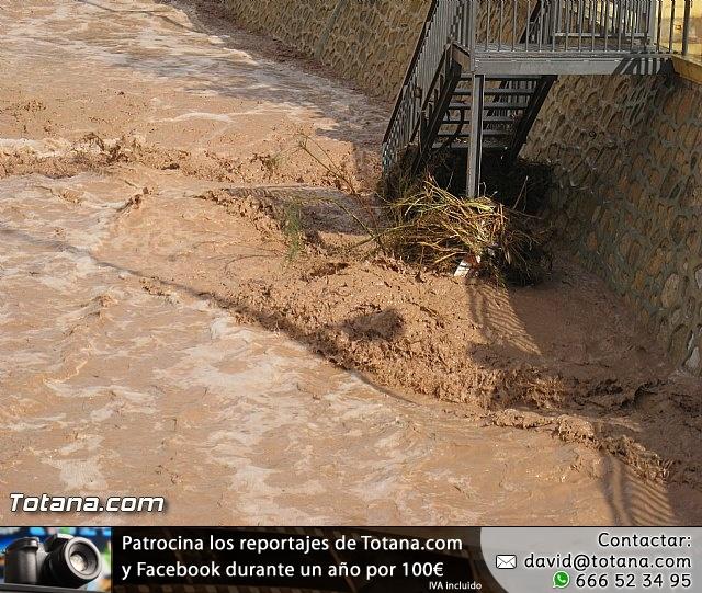 Lluvias torrenciales en Totana - 28 de Septiembre de 2012 - 17