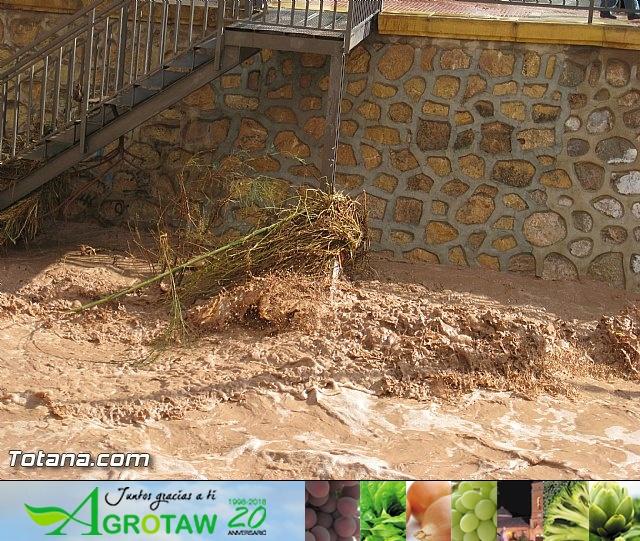 Lluvias torrenciales en Totana - 28 de Septiembre de 2012 - 19