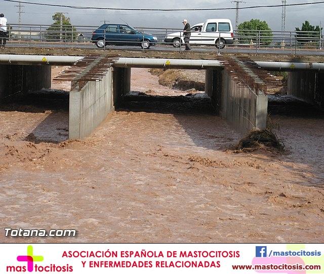 Lluvias torrenciales en Totana - 28 de Septiembre de 2012 - 22