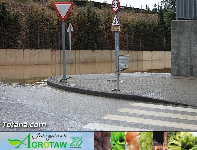 Lluvias torrenciales en Totana - 28 de Septiembre de 2012 - 26