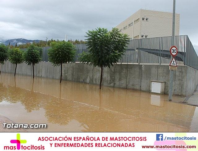 Lluvias torrenciales en Totana - 28 de Septiembre de 2012 - 27