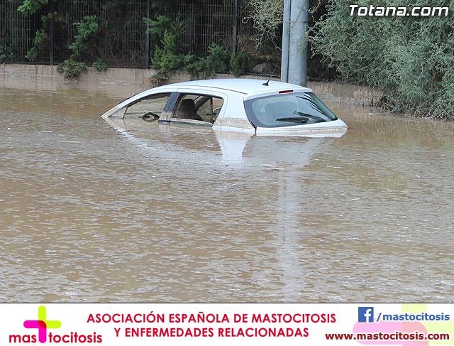 Lluvias torrenciales en Totana - 28 de Septiembre de 2012 - 33
