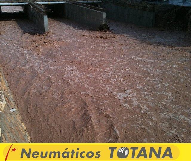 Lluvias torrenciales en Totana - 28 de Septiembre de 2012 - 53