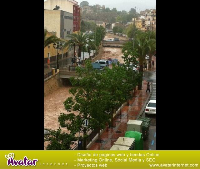 Lluvias torrenciales en Totana - 28 de Septiembre de 2012 - 63