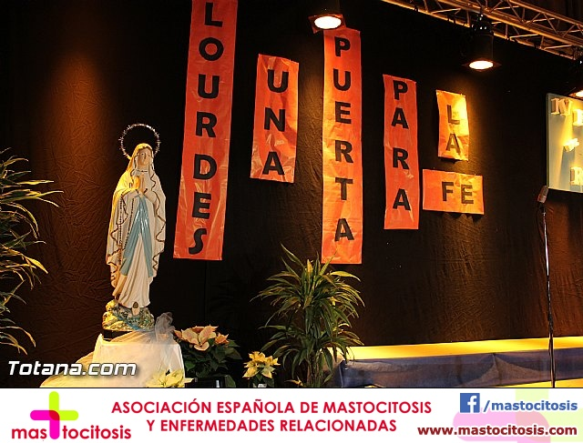 IV Festival de coros y Rondallas a beneficio de la Delegación de Lourdes de Totana - 1
