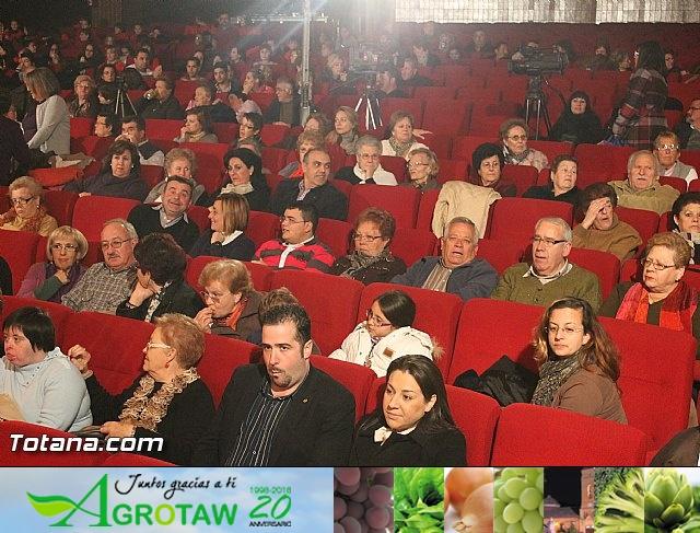 IV Festival de coros y Rondallas a beneficio de la Delegación de Lourdes de Totana - 2