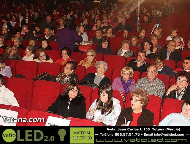 IV Festival de coros y Rondallas a beneficio de la Delegación de Lourdes de Totana - 6