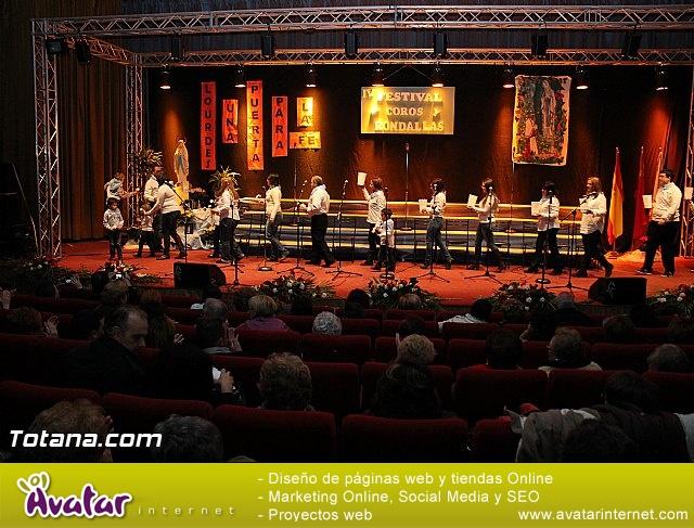 IV Festival de coros y Rondallas a beneficio de la Delegación de Lourdes de Totana - 22