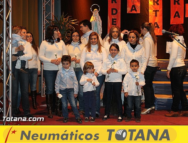 IV Festival de coros y Rondallas a beneficio de la Delegación de Lourdes de Totana - 23