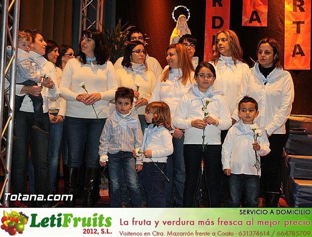 IV Festival de coros y Rondallas a beneficio de la Delegación de Lourdes de Totana - 25