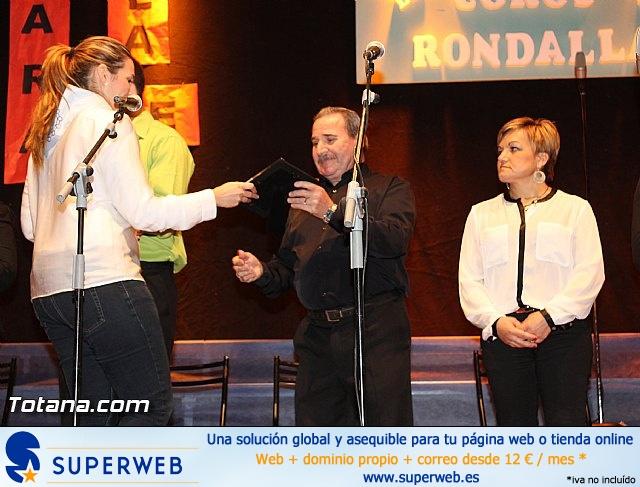 IV Festival de coros y Rondallas a beneficio de la Delegación de Lourdes de Totana - 33