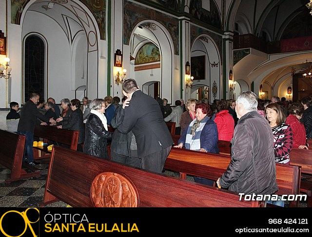 Procesión Virgen de Lourdes 2020 - 2