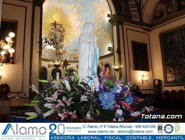 Procesión Virgen de Lourdes 2020 - 7