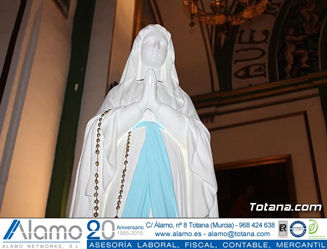 Procesión Virgen de Lourdes 2020 - 12