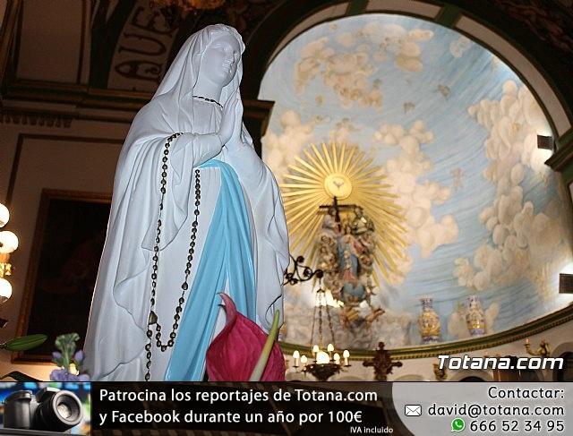 Procesión Virgen de Lourdes 2020 - 13