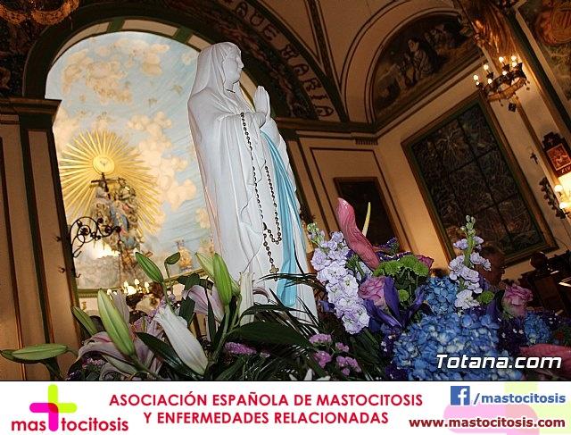Procesión Virgen de Lourdes 2020 - 16