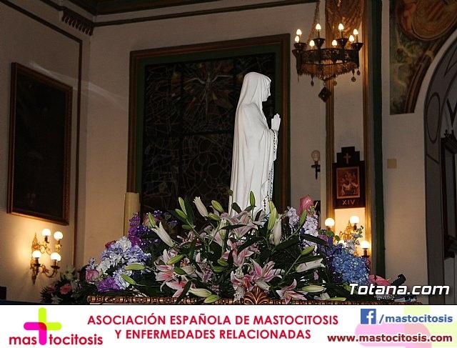Procesión Virgen de Lourdes 2020 - 21