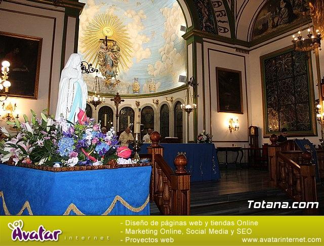 Procesión Virgen de Lourdes 2020 - 23
