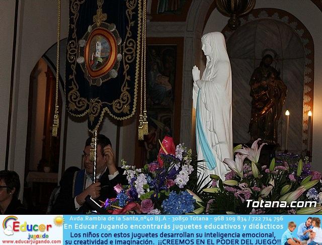 Procesión Virgen de Lourdes 2020 - 30