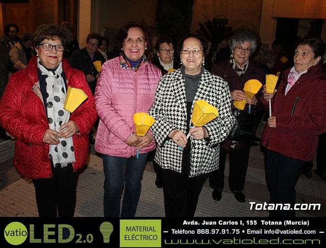 Procesión Virgen de Lourdes 2020 - 34