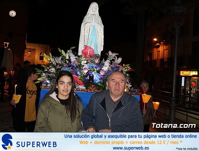 Procesión Virgen de Lourdes 2020 - 72