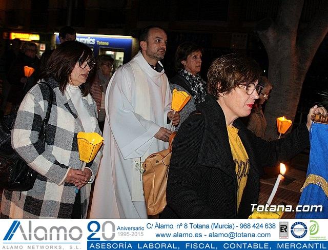 Procesión Virgen de Lourdes 2020 - 73