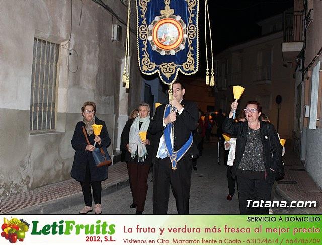 Procesión Virgen de Lourdes 2020 - 78