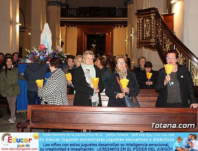 Procesión Virgen de Lourdes 2020 - 92
