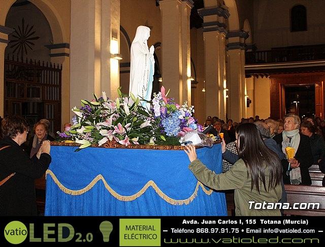 Procesión Virgen de Lourdes 2020 - 95