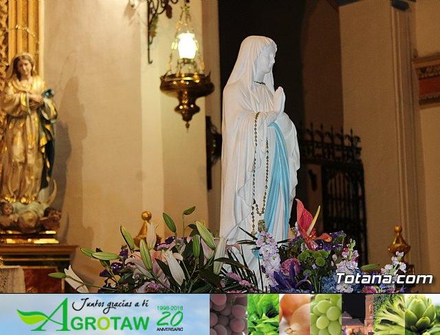 Procesión Virgen de Lourdes 2020 - 99