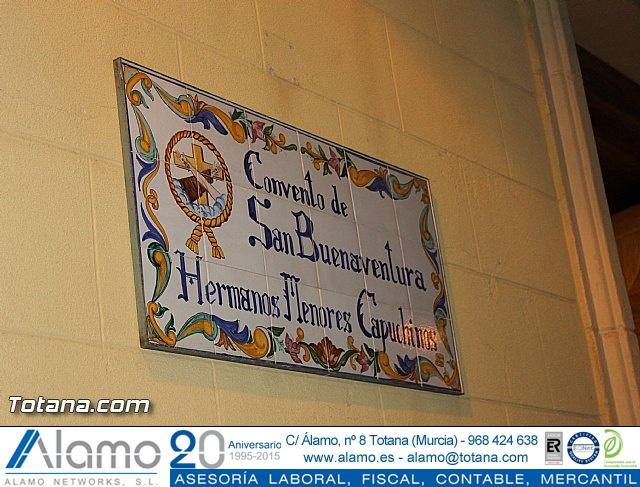 Procesión penitencial Lunes Santo 2015 - 2