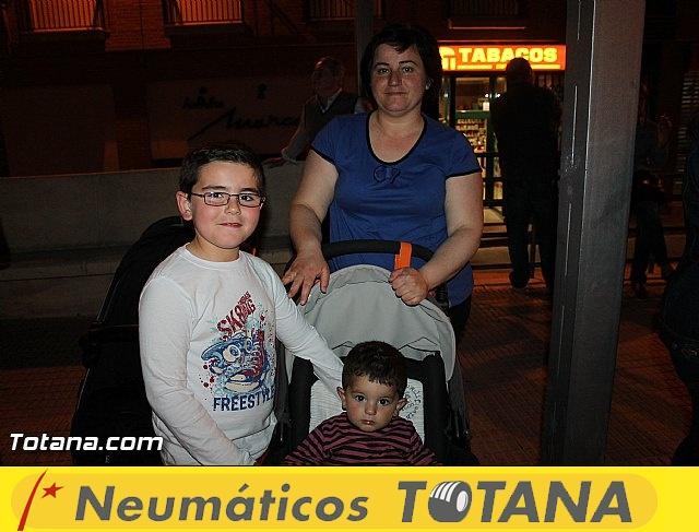 Procesión penitencial Lunes Santo 2015 - 27