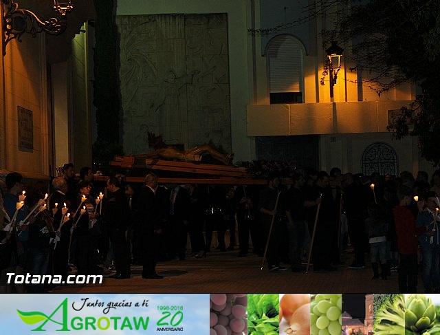 Procesión penitencial Lunes Santo 2015 - 29