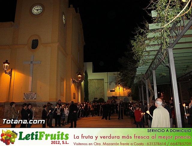 Procesión penitencial Lunes Santo 2015 - 30