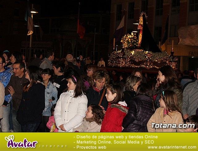 TRASLADO DE PASOS. NOCHE DEL LUNES SANTO 2013 - 6