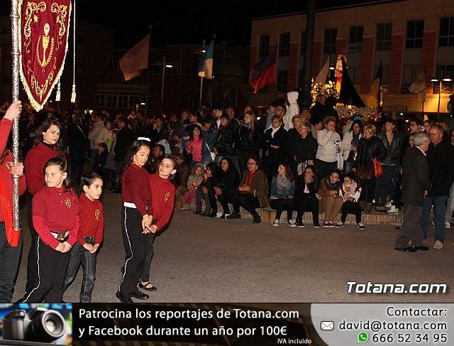 TRASLADO DE PASOS. NOCHE DEL LUNES SANTO 2013 - 9