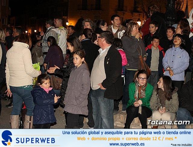 TRASLADO DE PASOS. NOCHE DEL LUNES SANTO 2013 - 26