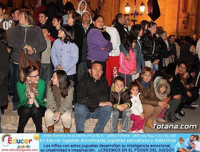 TRASLADO DE PASOS. NOCHE DEL LUNES SANTO 2013 - 27