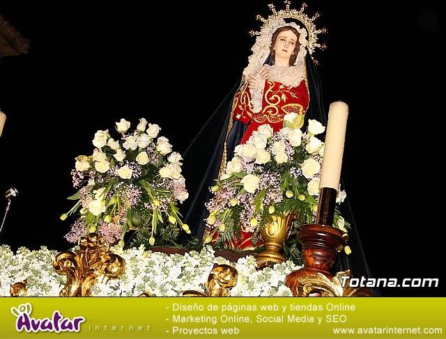 TRASLADO DE PASOS. NOCHE DEL LUNES SANTO 2013 - 39