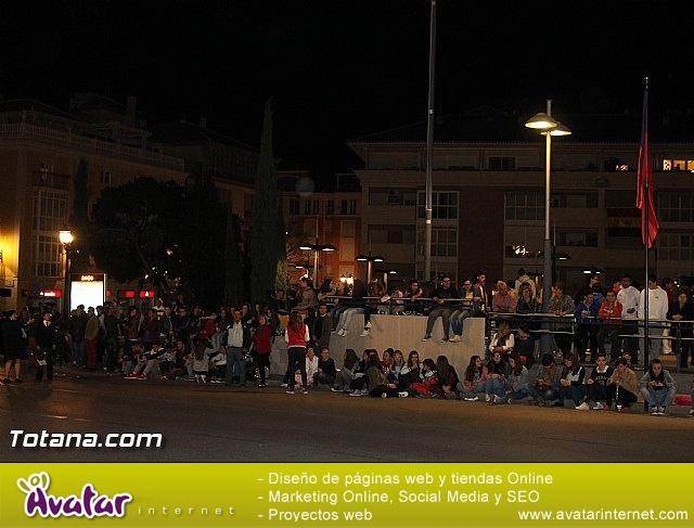 Traslado de pasos. Noche del Lunes Santo 2014 - 4