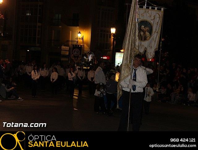 Traslado de pasos. Noche del Lunes Santo 2014 - 13