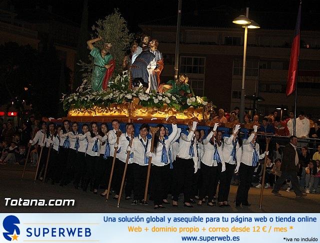 Traslado de pasos. Noche del Lunes Santo 2014 - 30